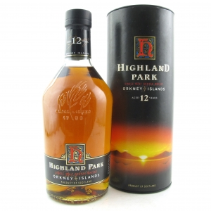 Highland Park 12 Year Old 1 Litre 1980s