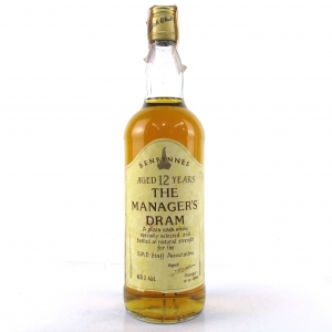 Benrinnes 12 Year Old Managers Dram 1988
