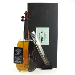 Suntory Royal Whisky Violin Bottling