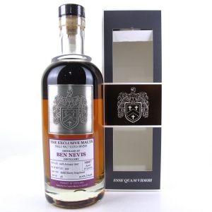 Ben Nevis 1997 Creative Whisky Co 20 Year Old