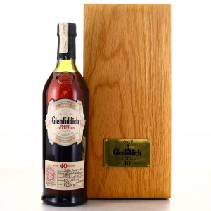 Glenfiddich 40 Year Old Rare Collection 2000