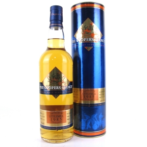 Littlemill 1985 Coopers Choice 28 Year Old