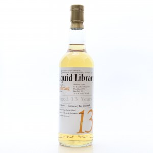 Laphroaig 1998 Whisky Agency 13 Year Old / Liquid Library - Denmark Exclusive