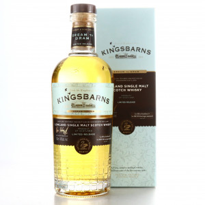 Kingsbarns Dream to Dram Limited Release