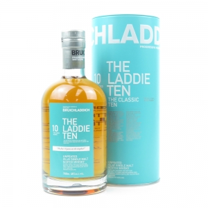 Bruichladdich Laddie 10 Year Old / First Off The Line