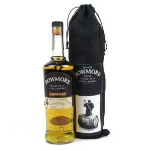Bowmore 1997 Hand Filled 17 Year Old / 1st Fill Bourbon
