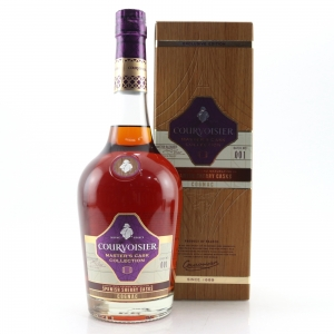 Courvoisier Master's Cask Collection Batch #1 / Sherry Finish