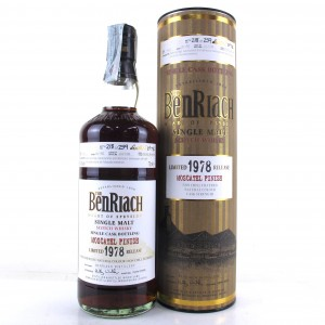 Benriach 1978 Single Cask 30 Year Old #4412 / Moscatel Finish