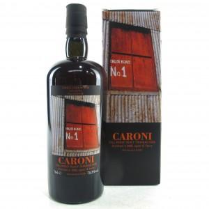 Caroni 2000 Single Cask 15 Year Old #3790