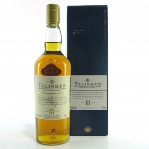 Talisker 18 Year Old 75cl / US Import