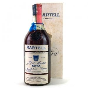 Martell Extra Cognac 1960/70s