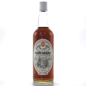 Glen Grant 25 Year Old Gordon and MacPhail 1980s