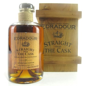 Edradour 1991 Straight From The Cask 11 Year Old 50cl