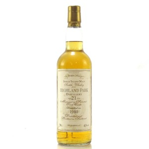 Highland Park 1980 Antique Collection 21 Year Old