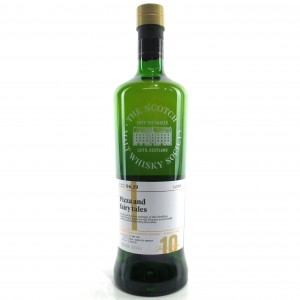 Glendronach 2007 SMWS 10 Year Old 96.19