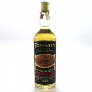 Tomatin 5 Year Old 1970s