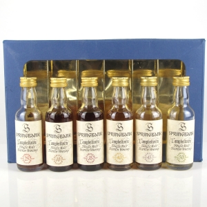 Springbank Millennium Miniature Collection 6 x 5cl