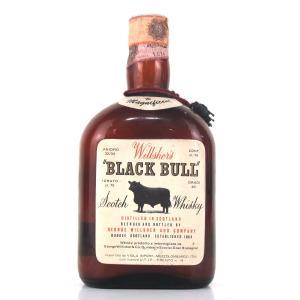 Willsher's Black Bull Scotch Whisky 1960s