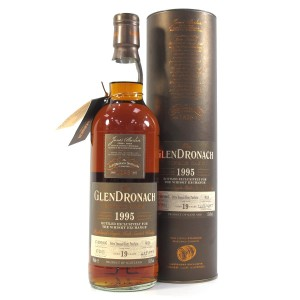 Glendronach 1995 Single Cask 19 Year Old #4028