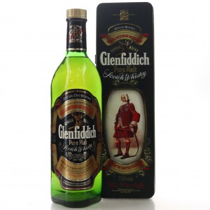 Glenfiddich Clans of the Highlands 1980s 75cl / House of Stewart