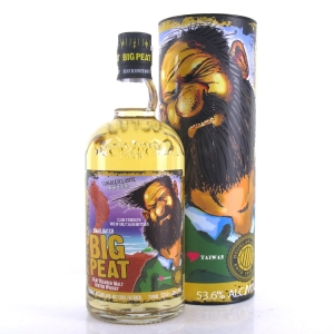 Big Peat Cask Strength Taiwan Exclusive