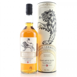 Lagavulin 9 Year OldGame of Thrones / House Lannister
