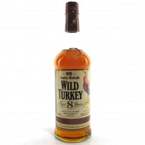 Wild Turkey 8 Year Old 101 Proof / Japanese Import