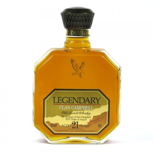 Clan Campbell Legendary 21 Year Old Front