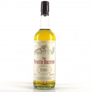 North British 1980 Cask Strength