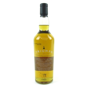 Triumph Blended Malt / Diageo's 27 Malt Distilleries