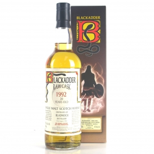 Bladnoch 1992 Blackadder 20 Year Old