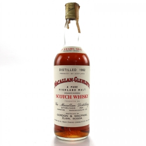 Macallan 1962 Gordon and MacPhail 15 Year Old / Co. Pinerolo Import