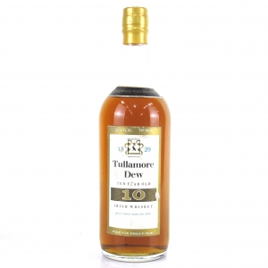 Tullamore Dew 10 Year Old 1960s
