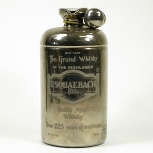 Usquaebach Elite 25 Whisky Blend Back