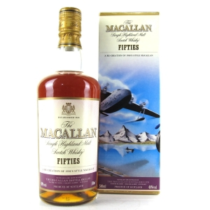 Macallan Decades Fifties