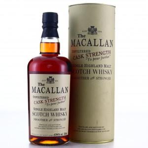 Macallan 1990 Exceptional Cask #24680