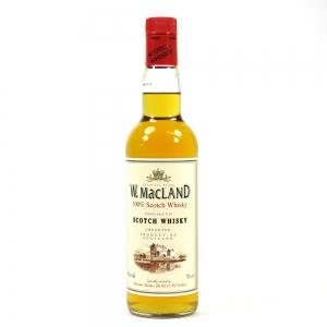 W.MacLand Scotch Whisky Front
