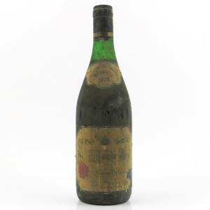 Monte Real 1975 Rioja Reserva