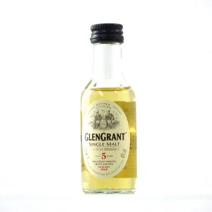 Glen Grant 5 Year Old Miniature 5cl