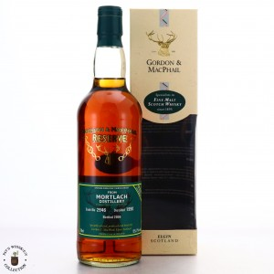 Mortlach 1990 Gordon and MacPhail Reserve / Juul's Flight No.5 'Flying Vikings'
