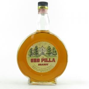 Oro Pilla Brandy 1963
