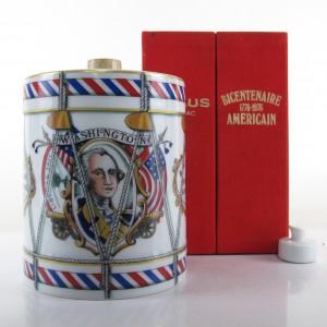 Camus Cognac / American Bicentenaire 1976 Decanter