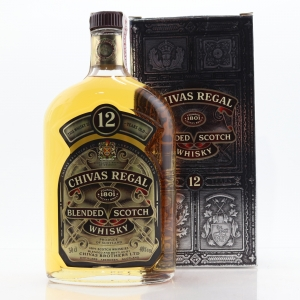 Chivas Regal 12 Year Old 50cl 1980s