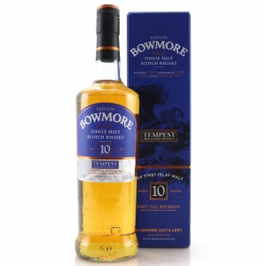 Bowmore Tempest 10 Year Old Batch #5