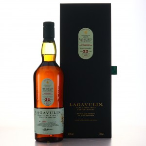 Lagavulin 22 Year Old Cask Strength / Jazz Festival 2020