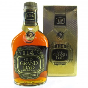 Old Grand-Dad 114 Proof Bourbon / Lot No.18