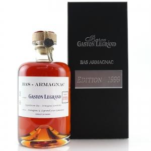 Baron Gaston Legrand Armagnac 50cl / Edition 1999
