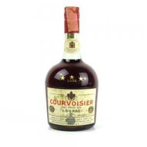 Courvoisier 3 Star Cognac Circa 1950s