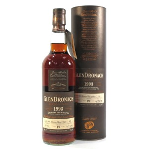 Glendronach 1993 Single Cask 19 Year Old #487 / UK Exclusive