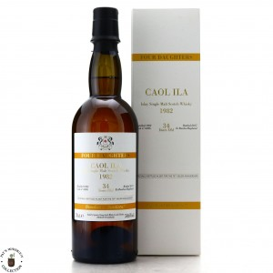 Caol Ila 1982 Velier 34 Year Old Drop by Drop / 70th Anniversary